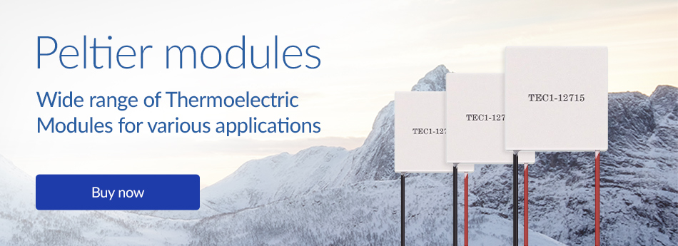 Peltier Modules