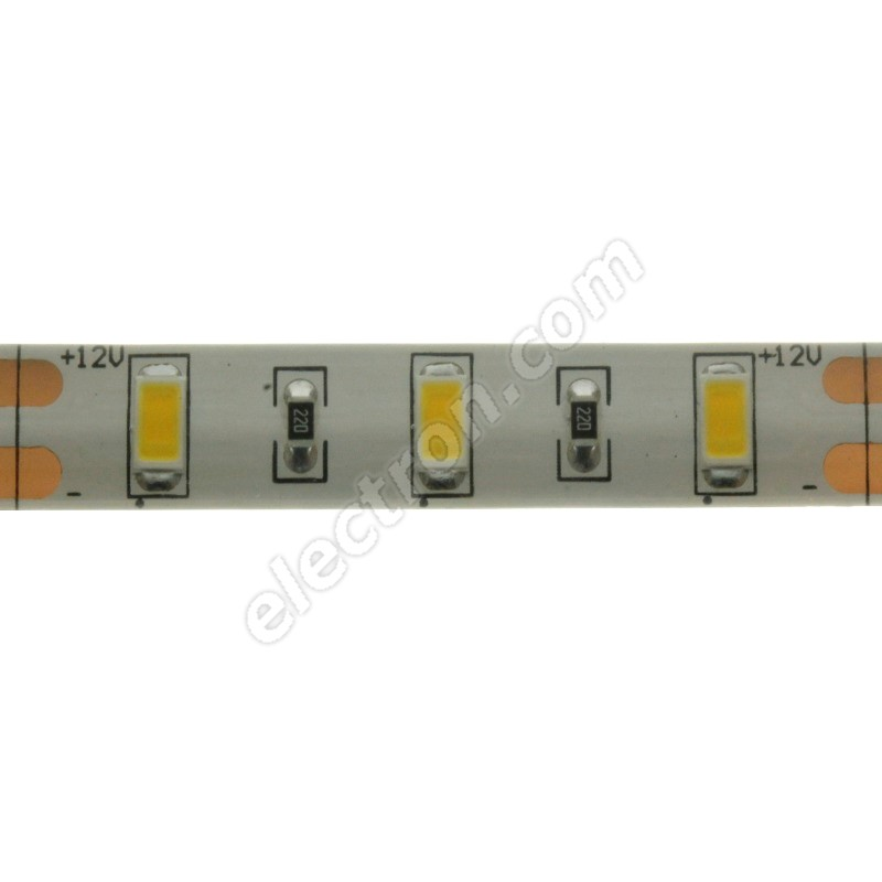 Waterproof LED Strip 5630 Warm White - STRF 5630-60-WW-IP65 - 1 meter length