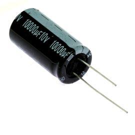 Electrolytic Radial E 10000uF/10V 18x35 RM7.5 85°C Jamicon SKR103M1AL35M
