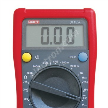 Digital multimeter UNI-T UT132C