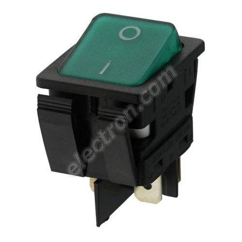 Rocker Switch Arcolectric C6053ALNAM