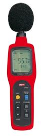 Noise Meter UNI-T UT352 Data Logging