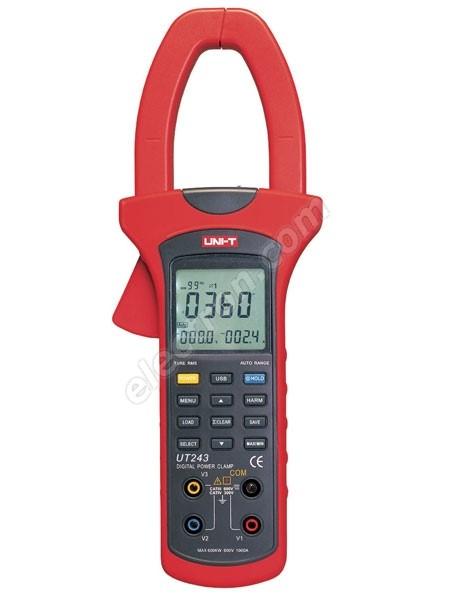 Digital Clamp Multimeter UNI-T UT243