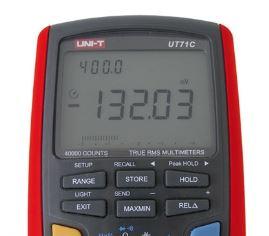 Digital multimeter UNI-T UT71C