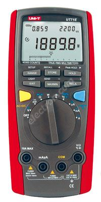 Digital multimeter UNI-T UT71E