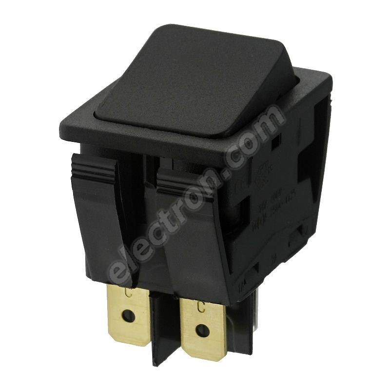 Rocker Switch Arcolectric C6051ALAAA