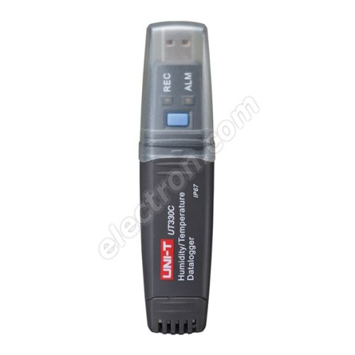 Temperature, Humidity and Atmospheric Pressure Data Logger UNI-T UT330C USB