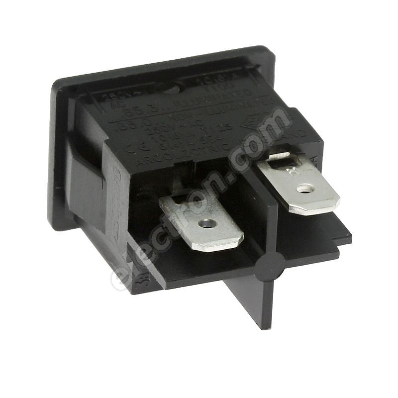 Rocker Switch Arcolectric H8500VBAAF