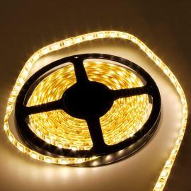 Waterproof LED Strip 5050 Warm White - STRF 5050-60-WW-IP65 - 1 meter length