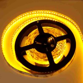 Non-Waterproof LED Strip 3528 Yellow - STRF 3528-120-Y - 1 meter length