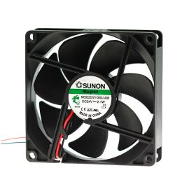 DC Fan 92x92x25mm 24V DC/87mA 34dB SUNON MF92252V1-1000U-A99
