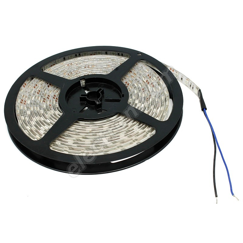 Waterproof LED Strip 5050 Blue - STRF 5050-60-B-IP65 - 1 meter length