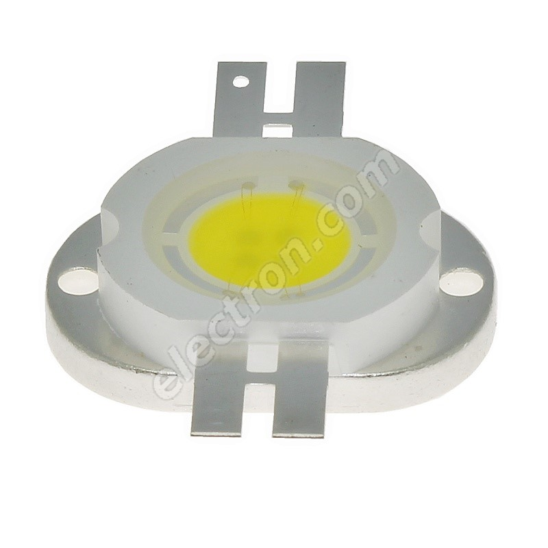 LED 5W Rail Cool White Color 400lm/120° Hebei 5VAM12DW6C