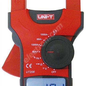 Digital Clamp Multimeter UNI-T UT208
