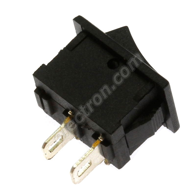 Rocker Switch Jietong SMRS-101-1C3-B/B