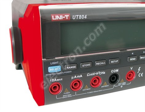 Digital Benchtop Multimeter UNI-T UT804