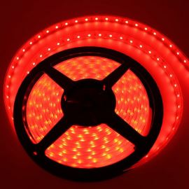 Waterproof LED Strip 3528 Red - STRF 3528-60-R-IP66