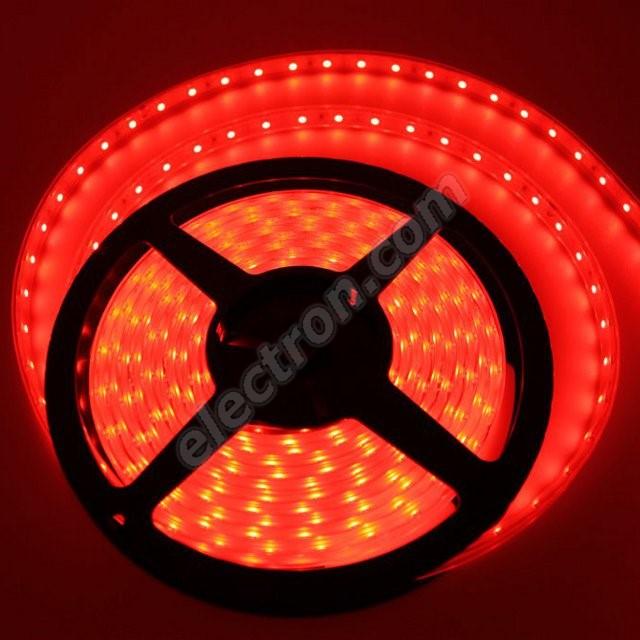 Waterproof LED Strip 3528 Red - STRF 3528-60-R-IP66