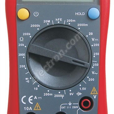 Digital multimeter UNI-T UT132B