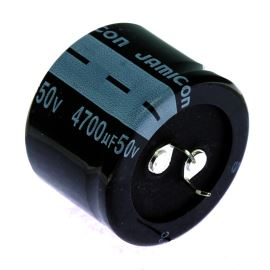 Electrolytic Capacitor Snap-in E 4700uF/50V 35x25 RM10 85°C Jamicon LPW472M1HQ25M