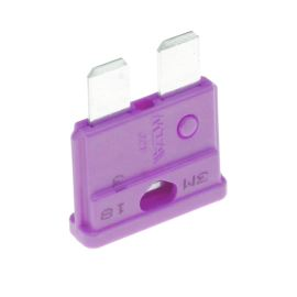 Car Fuse 3A/32V purple MTA UNIVAL 3A