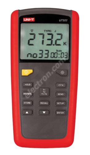 Digital Thermometers UNI-T UT322