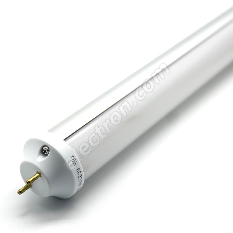 2x 2ft 60CM 9W T8 LED Tube Röhre 220V Leuchtstoffroehre Lichtleiste Warmweiß