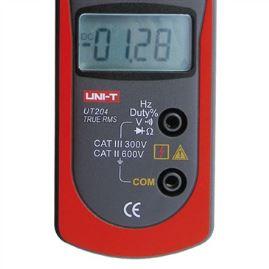 Clamp meter UNI-T UT204
