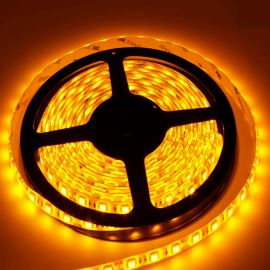 Waterproof LED Strip 5050 Yellow - STRF 5050-60-Y-IP65 - 1 meter length