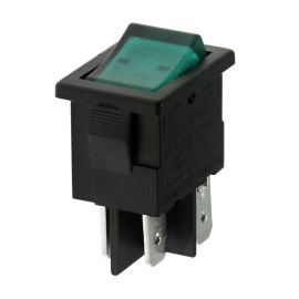 Rocker Switch Bulgin H8553VBNAE