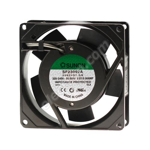 AC Fan 92x92x25mm 230V AC/70mA 36dB SUNON SF23092A-2092HST.GN