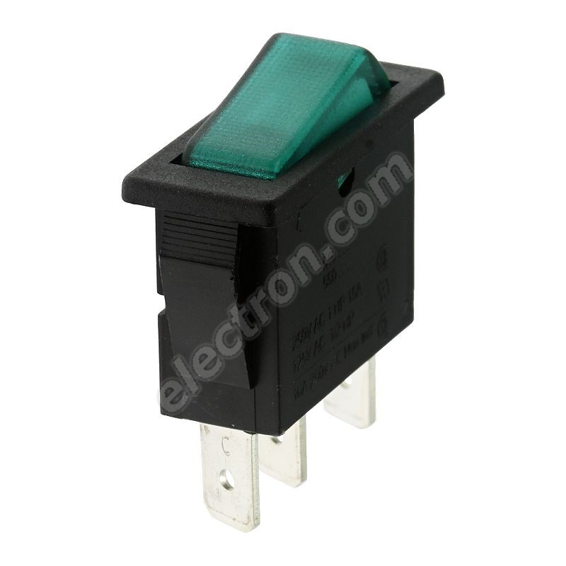 Rocker Switch Arcolectric C5503ALNAK