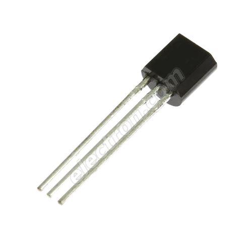 Temperature sensor -40..+100°C accuracy 1°C TO92 LM335AZ