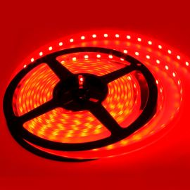 Waterproof LED Strip 5050 Red - STRF 5050-60-R-IP66