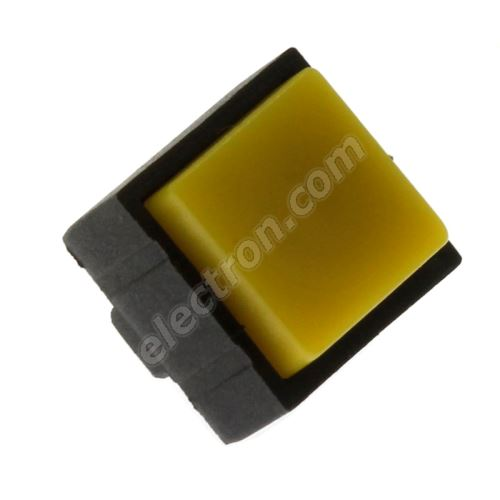 Pushbutton Switch Jietong PBS-18B YELLOW