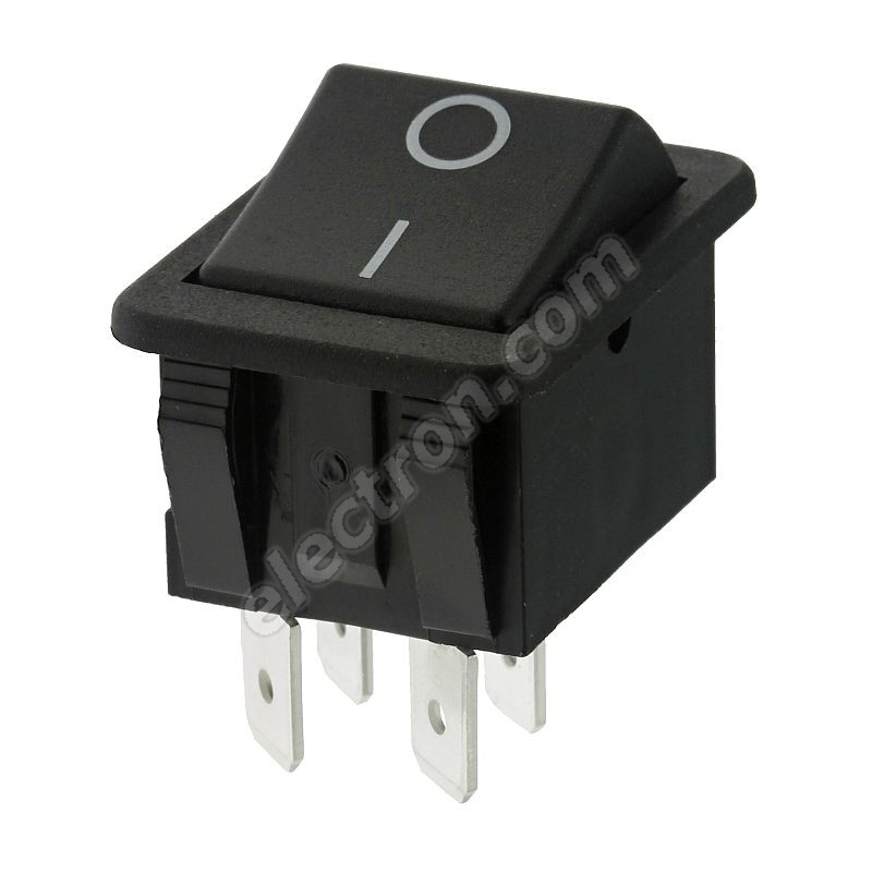 Rocker Switch Arcolectric C1350ABAAB