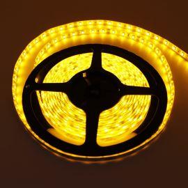 Waterproof LED Strip 3528 Yellow - STRF 3528-60-Y-IP65 - 1 meter length