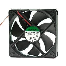 DC Fan 120x120x25mm 12V DC/451mA 44.5dB SUNON EEC0251B1-000U-A99