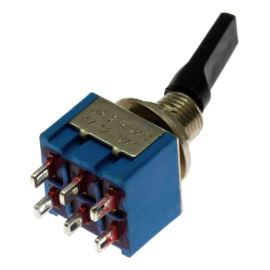 Toggle Switch Jietong MTS-202-E1