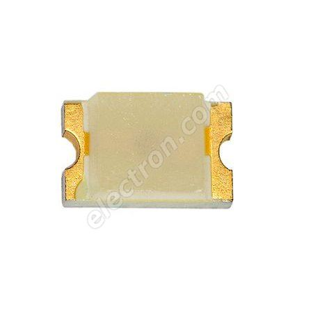 LED SMD vel. 0805 Yellow (Amber) Color 120mcd/130° Hebei 0805KYCT