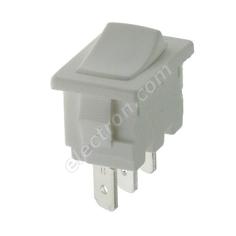 Rocker Switch Arcolectric H8610VBAAB