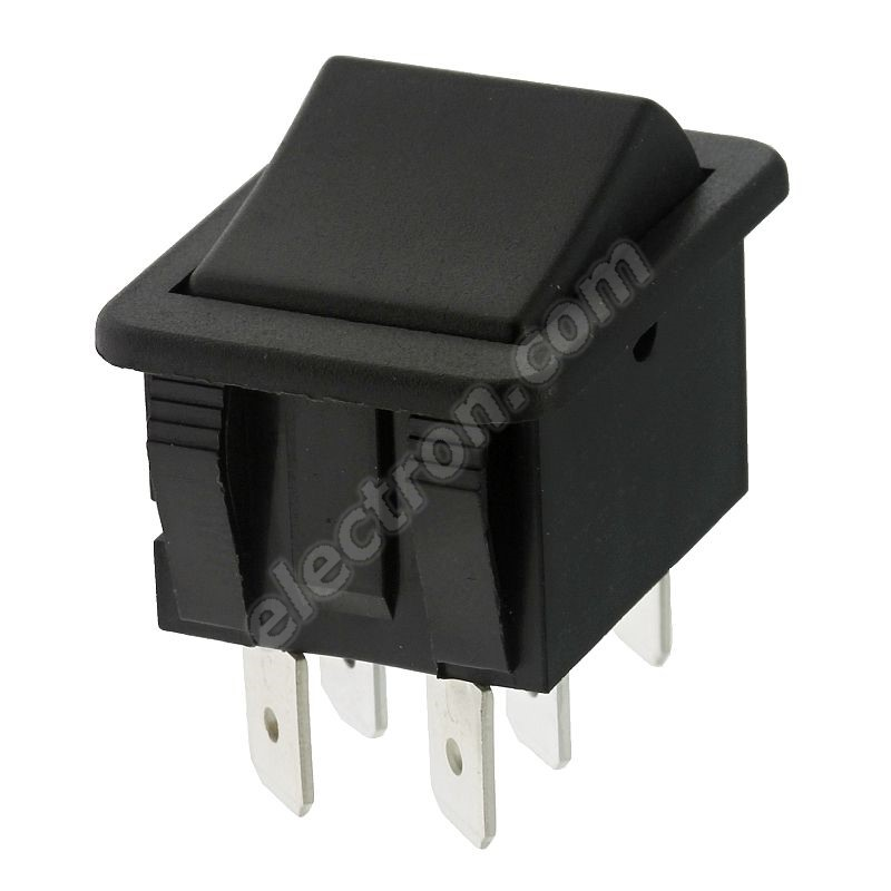 Rocker Switch Arcolectric C1570ABAAA