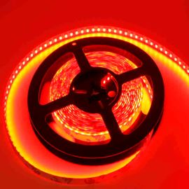 Non-Waterproof LED Strip 3528 Red - STRF 3528-120-R - 1 meter length