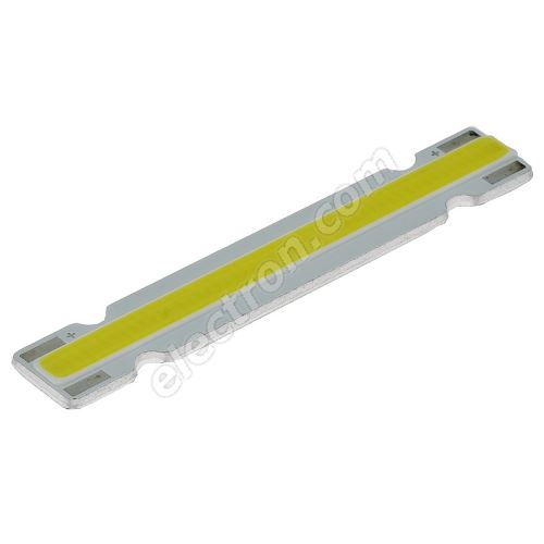 LED Module 1W Cool White Color 100lm/120° - 60x10mm Hebei LM-W6-60X10-1W