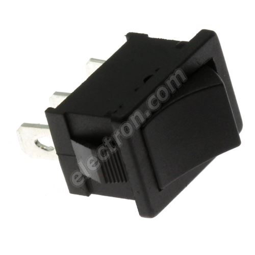 Rocker Switch Jietong MRS-102A-C1-B/B