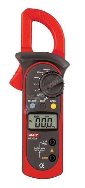 Clamp meter UNI-T UT202A