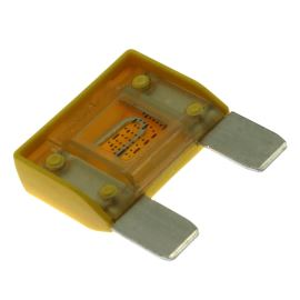 Car Fuse 20A/32V yellow MTA MAXIVAL 20A