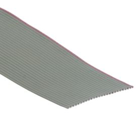 Flat ribbon cable AWG28 26 pin Grey Color
