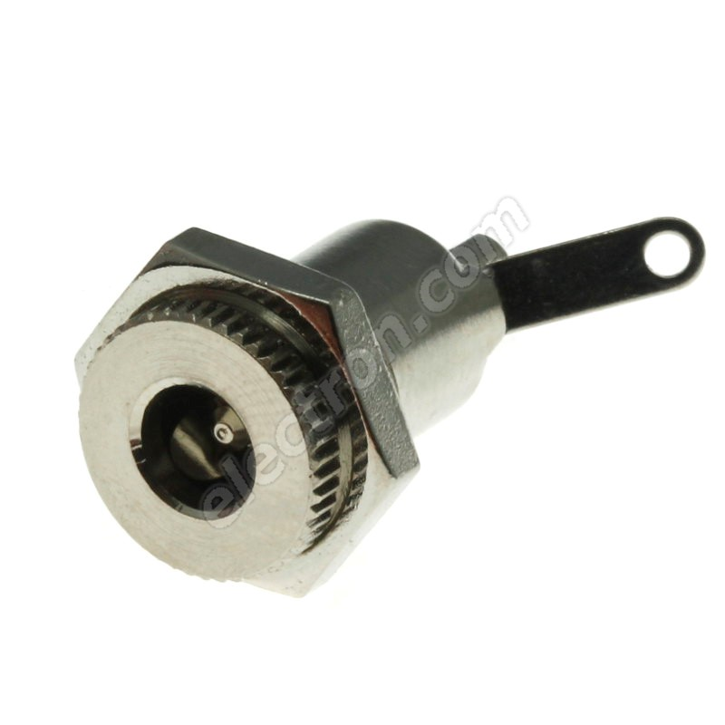 Coaxial DC Power Supply Connector 5.5/2.1mm Male Ninigi PC-GM2.1