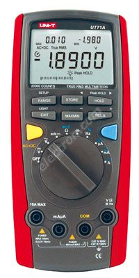Digital multimeter UNI-T UT71A